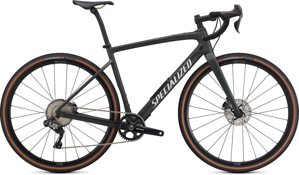 Picture of Specialized Diverge Expert Carbon Oak Green 2021