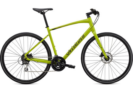 Picture of Specialized Sirrus 2.0 Hyper Green