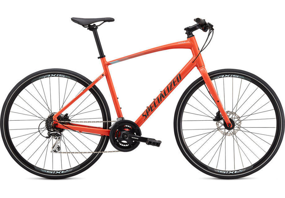 Picture of Specialized Sirrus 2.0 2021 Vivid Coral