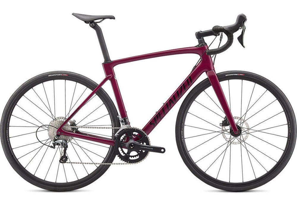 Picture of Specialized Roubaix 2021 Gloss Raspberry/Tarmac Black