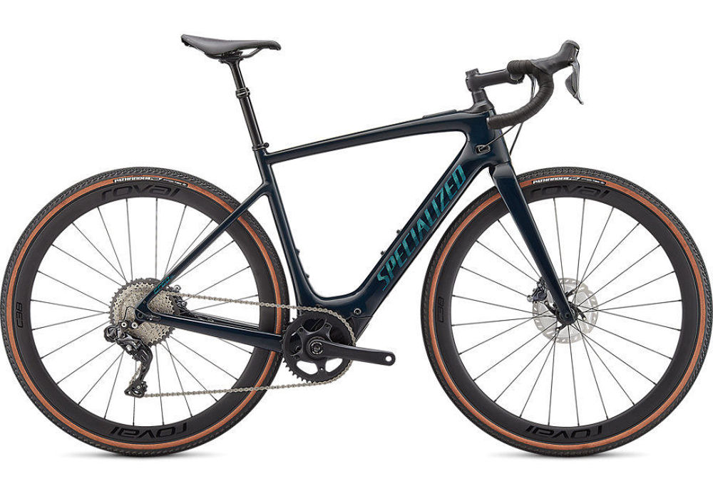Picture of Specialized TURBO CREO SL EXPERT EVO 2021 Forest Green