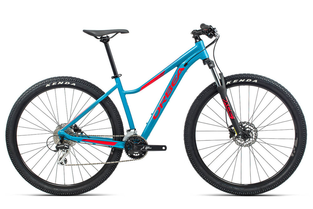 Picture of ORBEA MX 29 ENT 50 BLUE-RED 2021