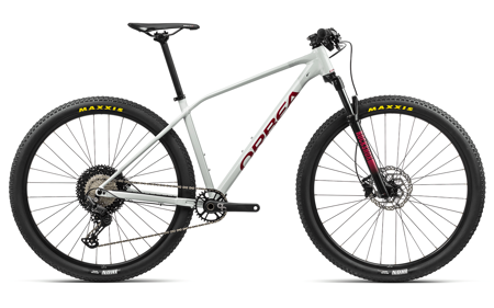 Picture of ORBEA ALMA H30 WHITE-GREY-RED 2021