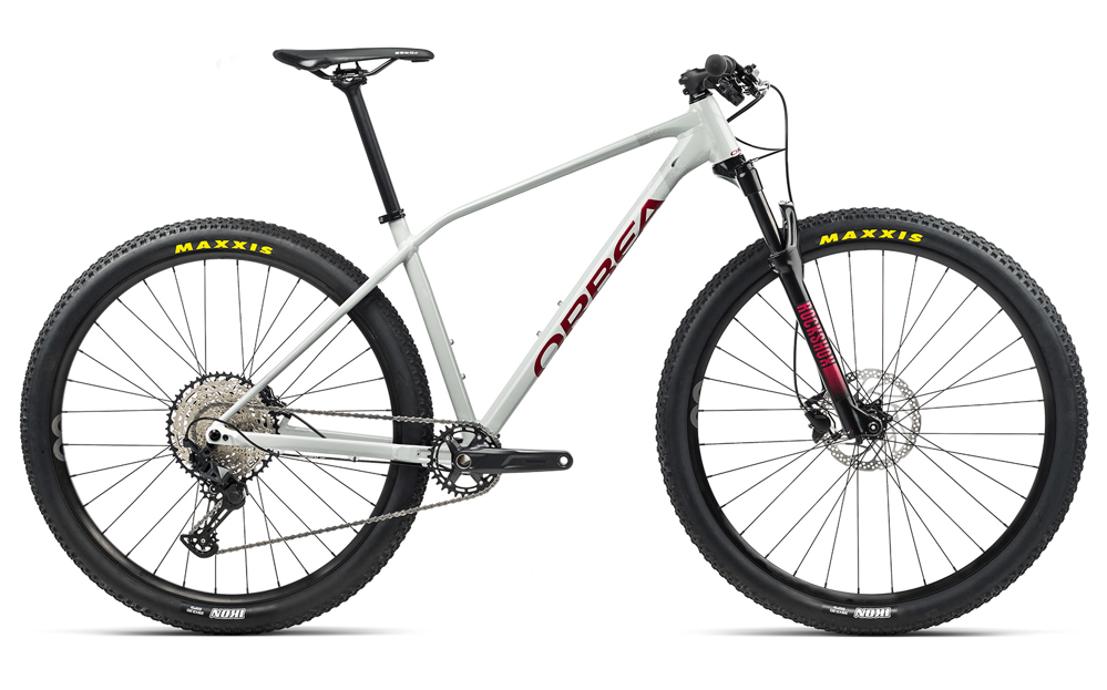 Picture of ORBEA ALMA H20 WHITE-GREY-RED 2021