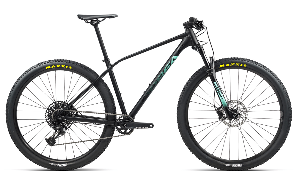 Picture of ORBEA ALMA H10-EAGLE BLACK-GREEN 2021