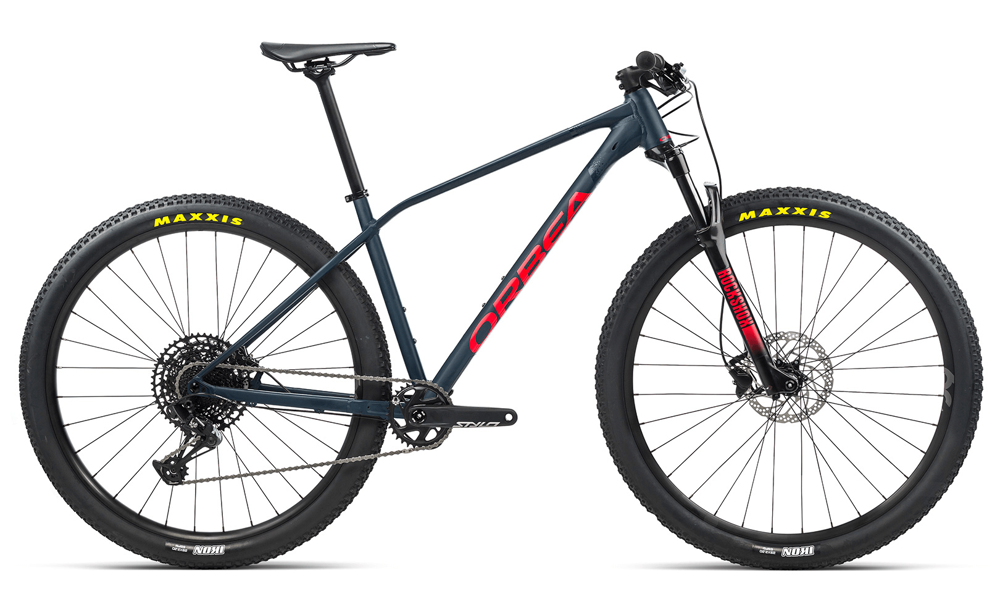 Picture of ORBEA ALMA H10-EAGLE BLUE-RED 2021