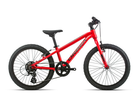 Picture of ORBEA MX 20 DIRT RED/BLACK 2020