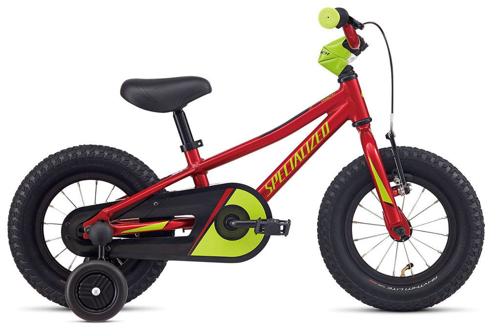 Picture of Specialized Riprock 12 Coaster Red