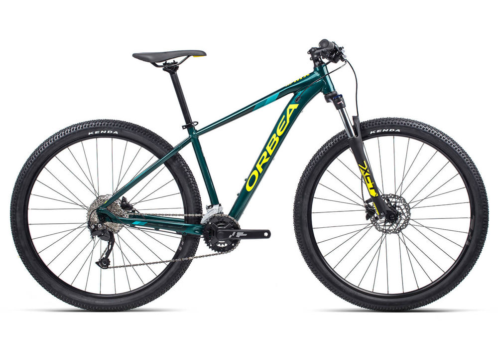 Picture of ORBEA MX 29 40 OCEAN-YELLOW 2021
