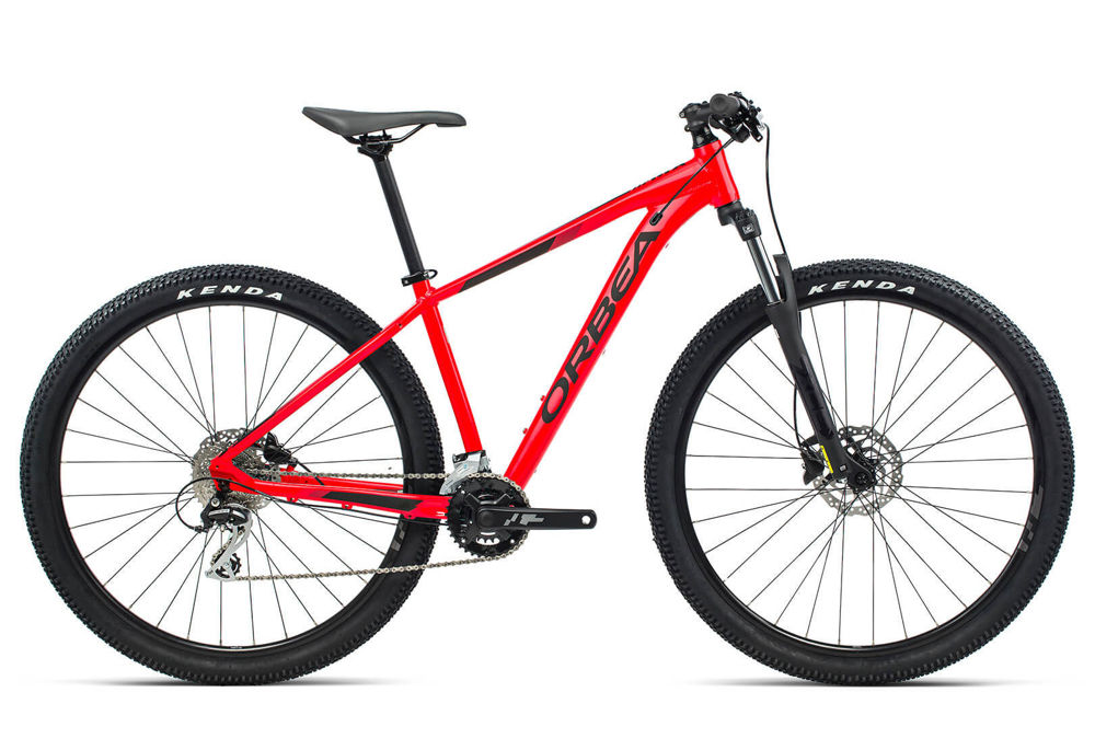 Picture of ORBEA MX 29 50 RED-BLACK 2021