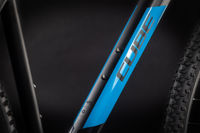 Picture of CUBE AIM PRO BLACK´N´BLUE 2021