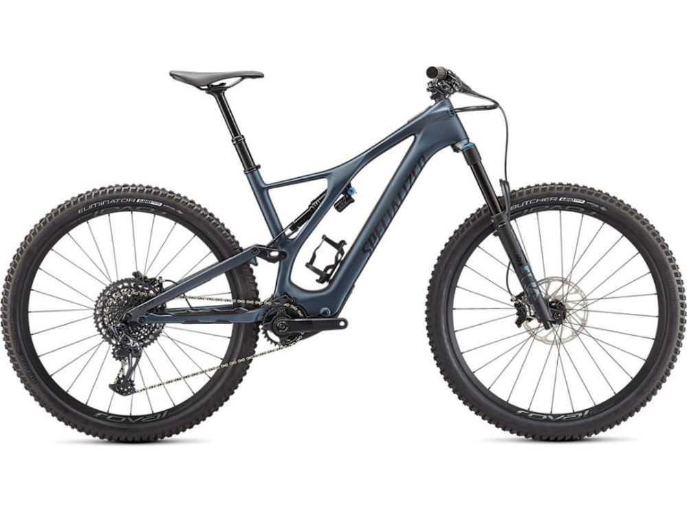 Picture of Specialized TURBO LEVO SL EXPERT CARBON 2021 Cast Battleship