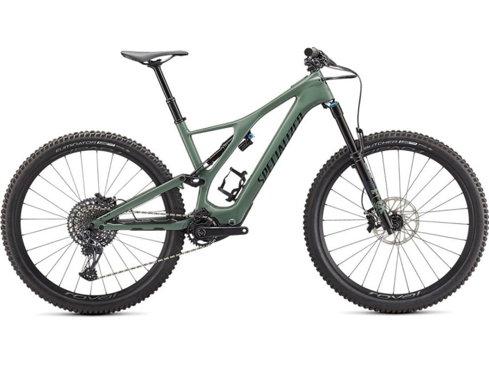 Picture of Specialized TURBO LEVO SL EXPERT CARBON 2021 Gloss Sage