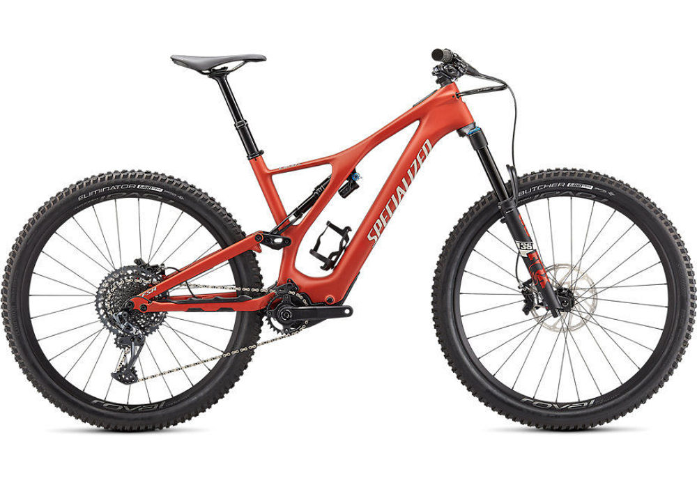 Picture of Specialized TURBO LEVO SL EXPERT CARBON 2021 Satin Redwood