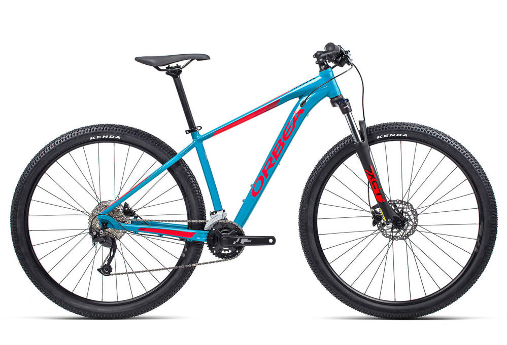 Picture of ORBEA MX 29 40 BLUE-RED 2021