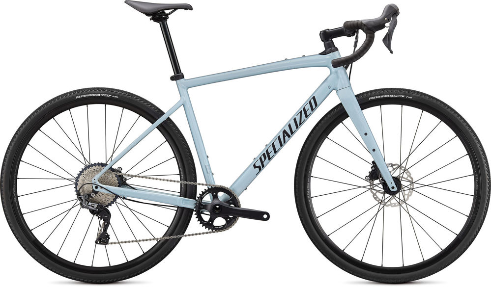 Picture of Specialized Diverge Comp E5 Ice Blue 2021
