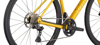 Picture of Specialized Diverge Sport Carbon Brassy Yellow 2021