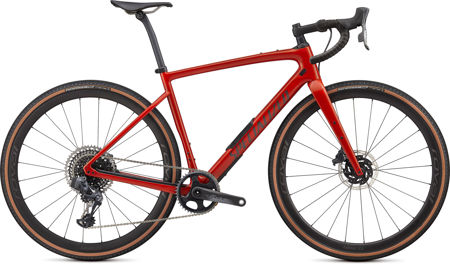 Picture of Specialized Diverge Pro Carbon Redwood 2021