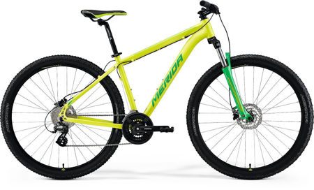 Picture of Merida Big.Seven 15 Lime/Green 2021.