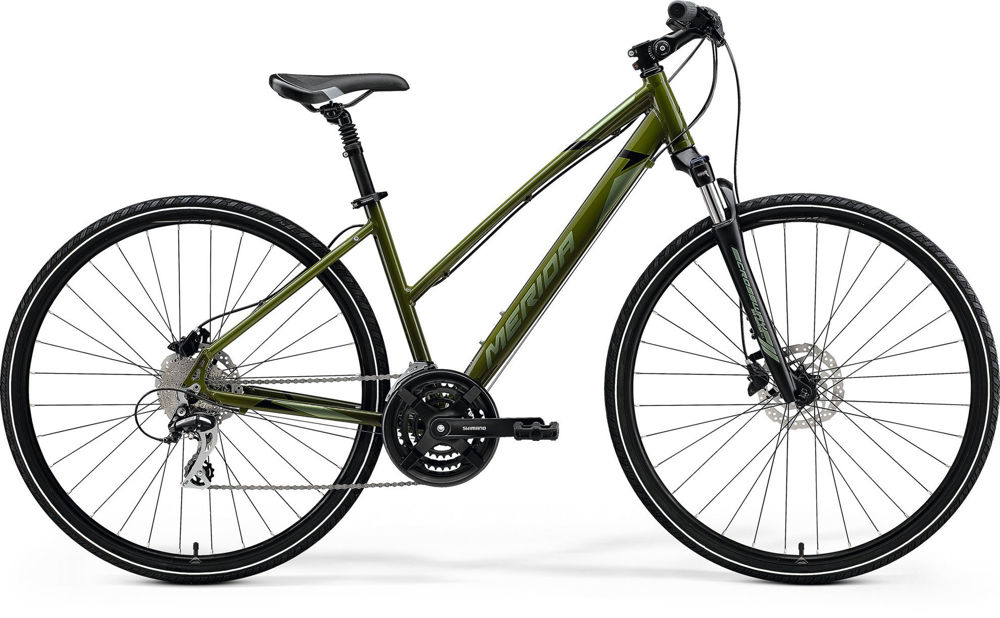 Picture of Merida Crossway 20-D Lady Green 2021