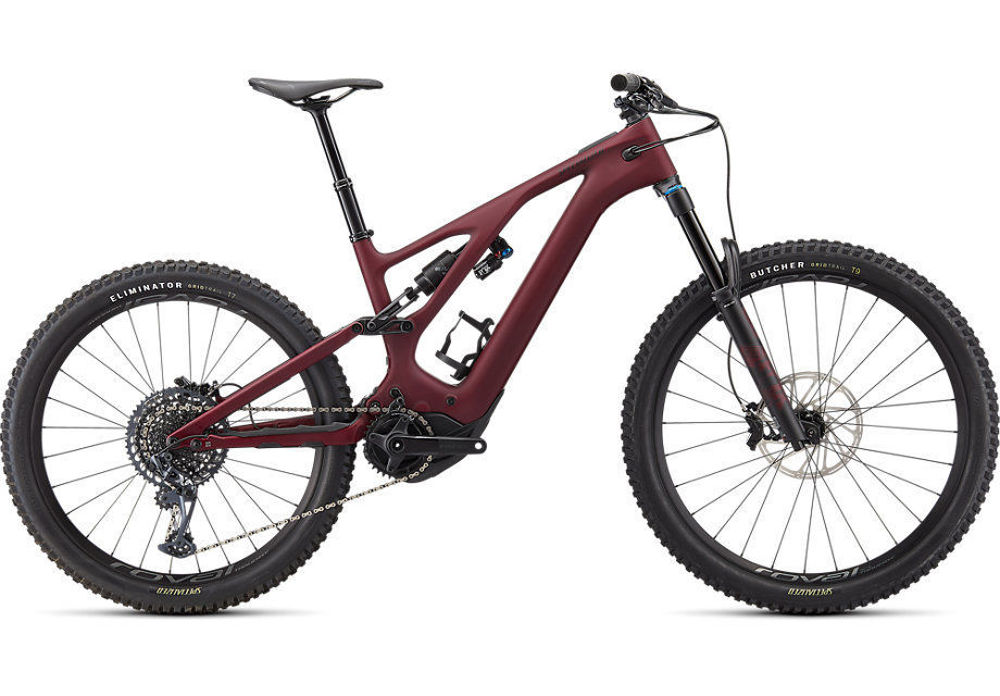 Picture of Specialized TURBO LEVO EXPERT FSR 2022 Maroon