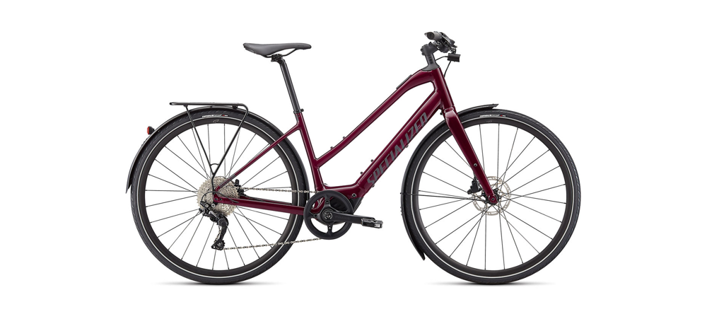 Picture of Specialized TURBO VADO SL 4.0 ST EQ 2022 Raspberry