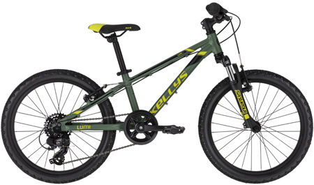 Picture of KELLYS Lumi 50 Green