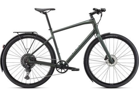 Picture of Specialized SIRRUS X 4.0 EQ 2022 Oak Green Metallic