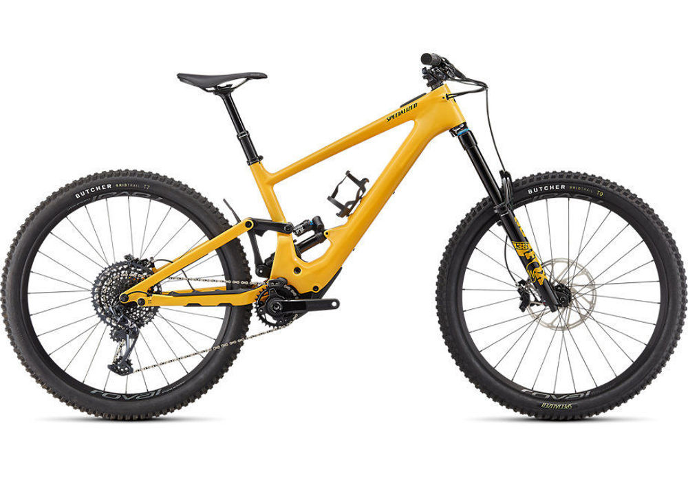 Picture of Specialized TURBO KENEVO SL EXPERT 2022 Brassy Yellow