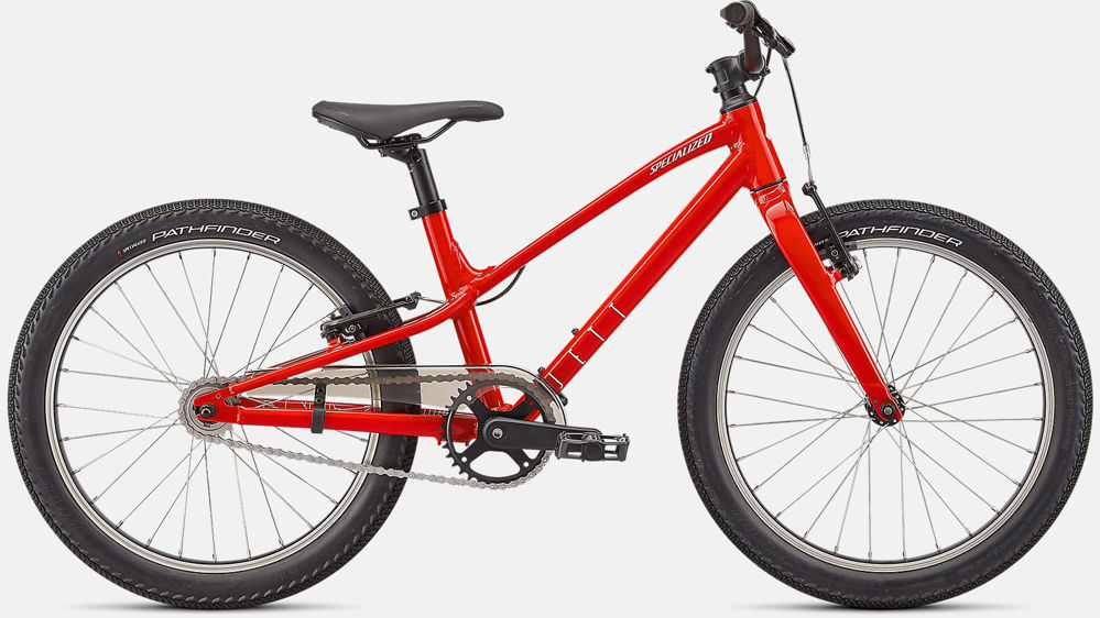 Picture of Specialized JETT 20 SINGLE SPEED 2022 FLO RED