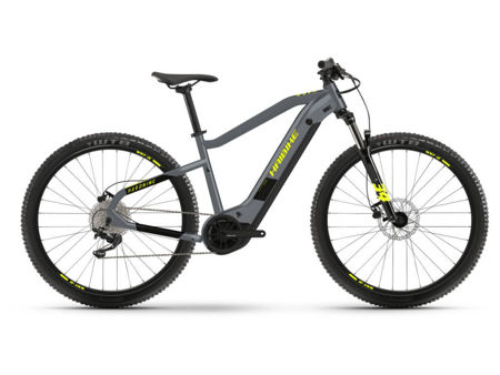 Picture of HaiBike HardNine 6 cool grey/black size